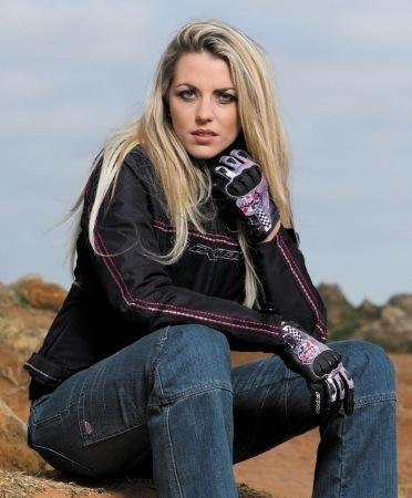 Blouson pour filles: Ixon Diva Sport