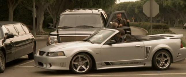 Ceci aurait pu être la quatrième Mustang