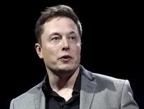 Elon Musk, le patron de Tesla.