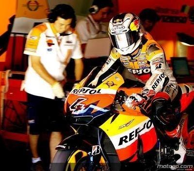 Moto GP - Laguna Seca: Dovizioso voudrait bien un podium un de ces quatre