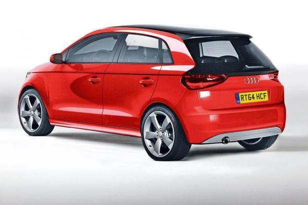 Future Audi A2: Auto Express la voit ainsi...