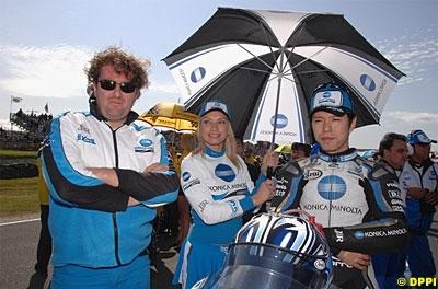 Moto GP 2008: Nakano et Gresini se marient