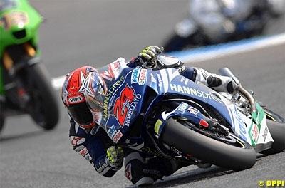 Moto GP 2008: Elias sera équipier de Guintoli