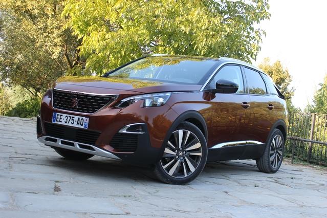 Essai vidéo - Peugeot 3008(2016) : le roi de la jungle