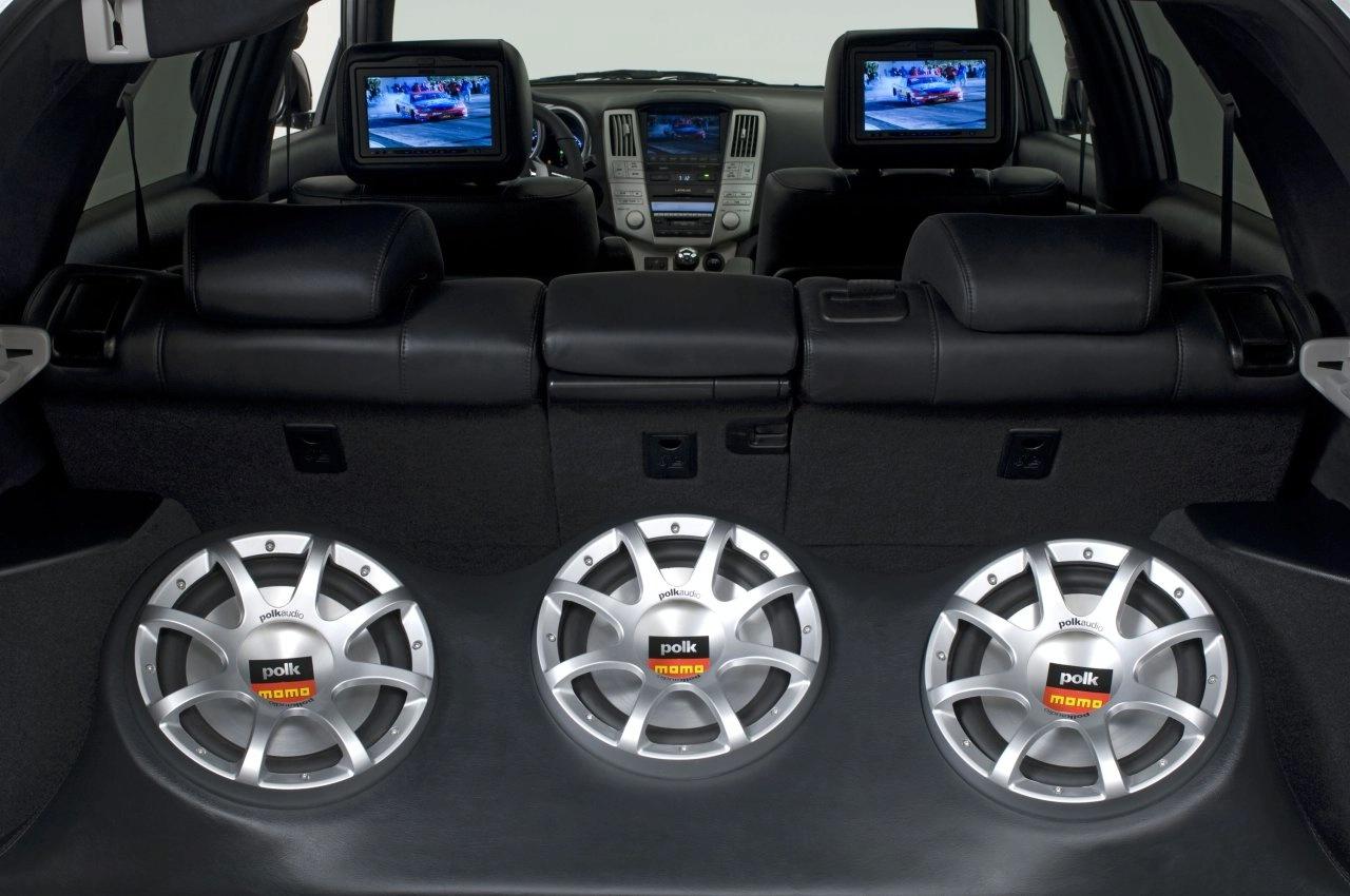 sema show lexus rx 400h by 714 motorsports. Black Bedroom Furniture Sets. Home Design Ideas