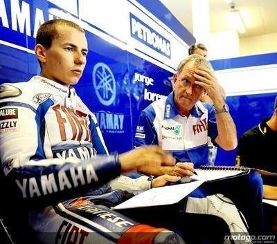 Moto GP - Laguna Seca: Lorenzo en ferait bien un Land