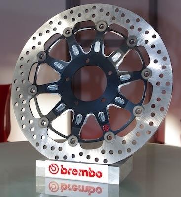 JPMS 2011 comme si vous y étiez: Brembo.
