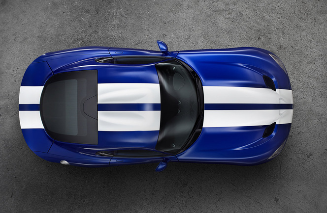 Nouvelle SRT Viper GTS Launch Edition