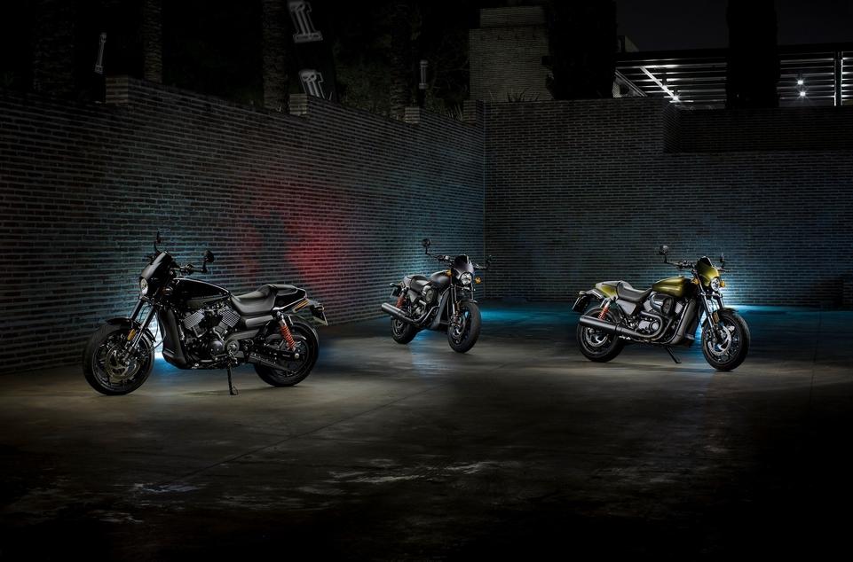 Essai Harley Davidson Street Rod 2017 : un bon ménage