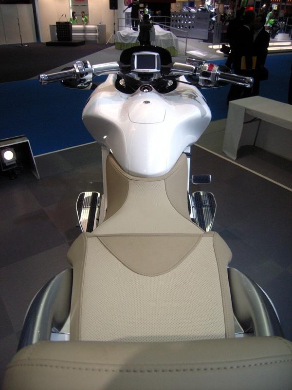 Salon de Tokyo : Honda DN-01 version 2008