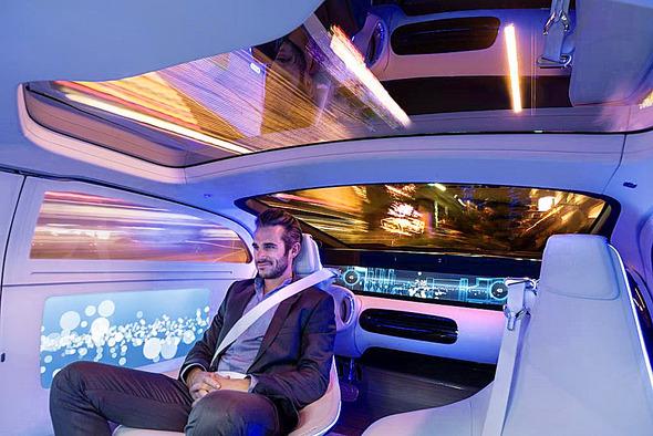 Allemagne : une portion d'autoroute illimitée bientôt réservée aux voitures autonomes