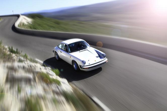 Découverte : Porsche 911 3.0l Gr4 JK Racing, homologuée route !