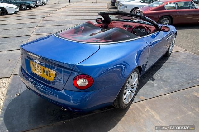 Aston Martin Vanquish Roadster Zagato