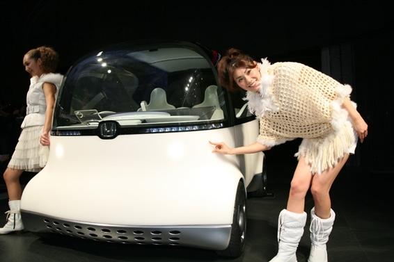 Photo du jour : en direct du Salon de Tokyo