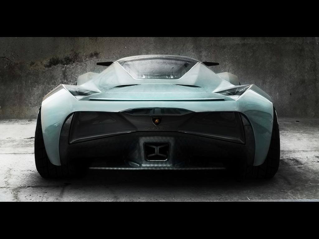 Новый Lamborghini Insecta (11 …