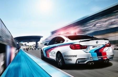 MotoGP2015: Bridgestone fournisseur officiel des Safety Cars