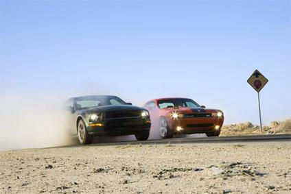 Ventes USA février : La Dodge Challenger devant la Ford Mustang