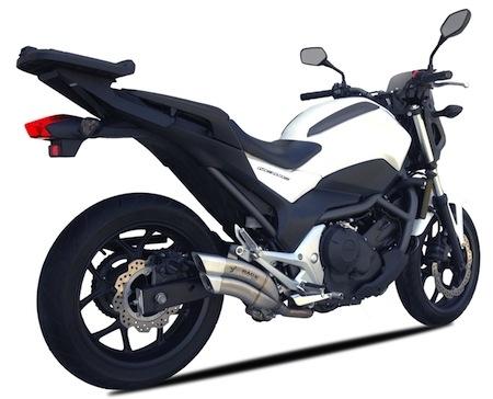 Ixrace Z7 pour Honda NC700 ou Integra