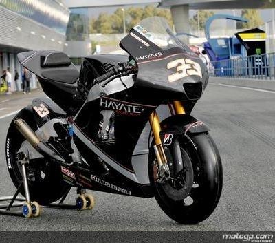 Moto GP - Laguna Seca: De bonnes affaires bientôt à faire chez Hayate