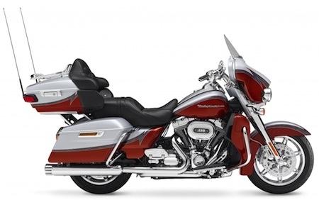 Nouveauté 2014: Harley-Davidson, la gamme CVO