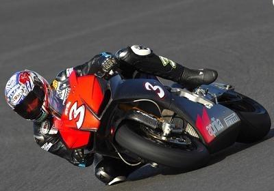 """Aprilia - Interview d'Alain Roger: """"Pas de châssis Aprilia en Moto2"""""""