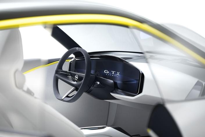 Opel dévoile concept GT X Experimental