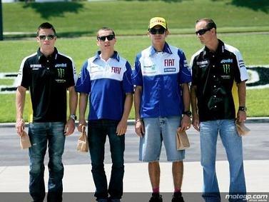 Moto GP - Laguna Seca: L'appel d'Edwards pour prolonger son contrat