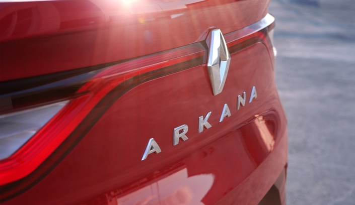 Renault tease le SUV coupé Arkana