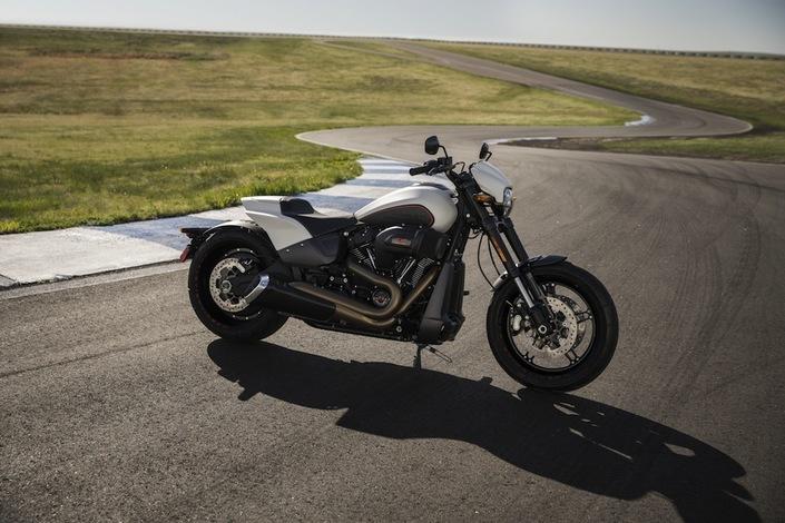 Nouveauté 2019: Harley-Davidson FXDR114