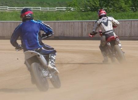 Essayé pour vous: la Salvador School façon Dirt Track