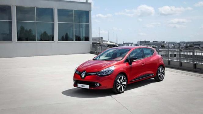 Guide des stands Mondial 2012 : Renault et la Clio 4