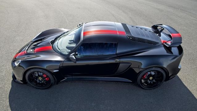 Lotus Exige 350 Edition : 50 exemplaires pour un modèle radical