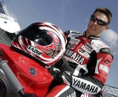 Supersport 2008: Voilà l'équipier de Matthieu Lagrive