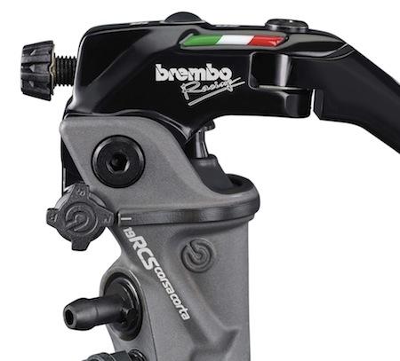 Brembo RCS Corsa Corta: jusqu'à 6 combinaisons de réglage