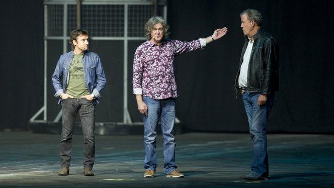 Top Gear : renouvellement de contrat en vue pour le trio