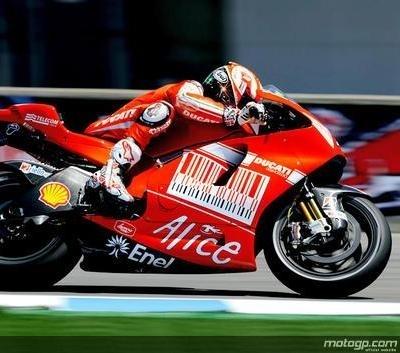 Moto GP - Laguna Seca D.1: Moteur en petite forme pour Hayden