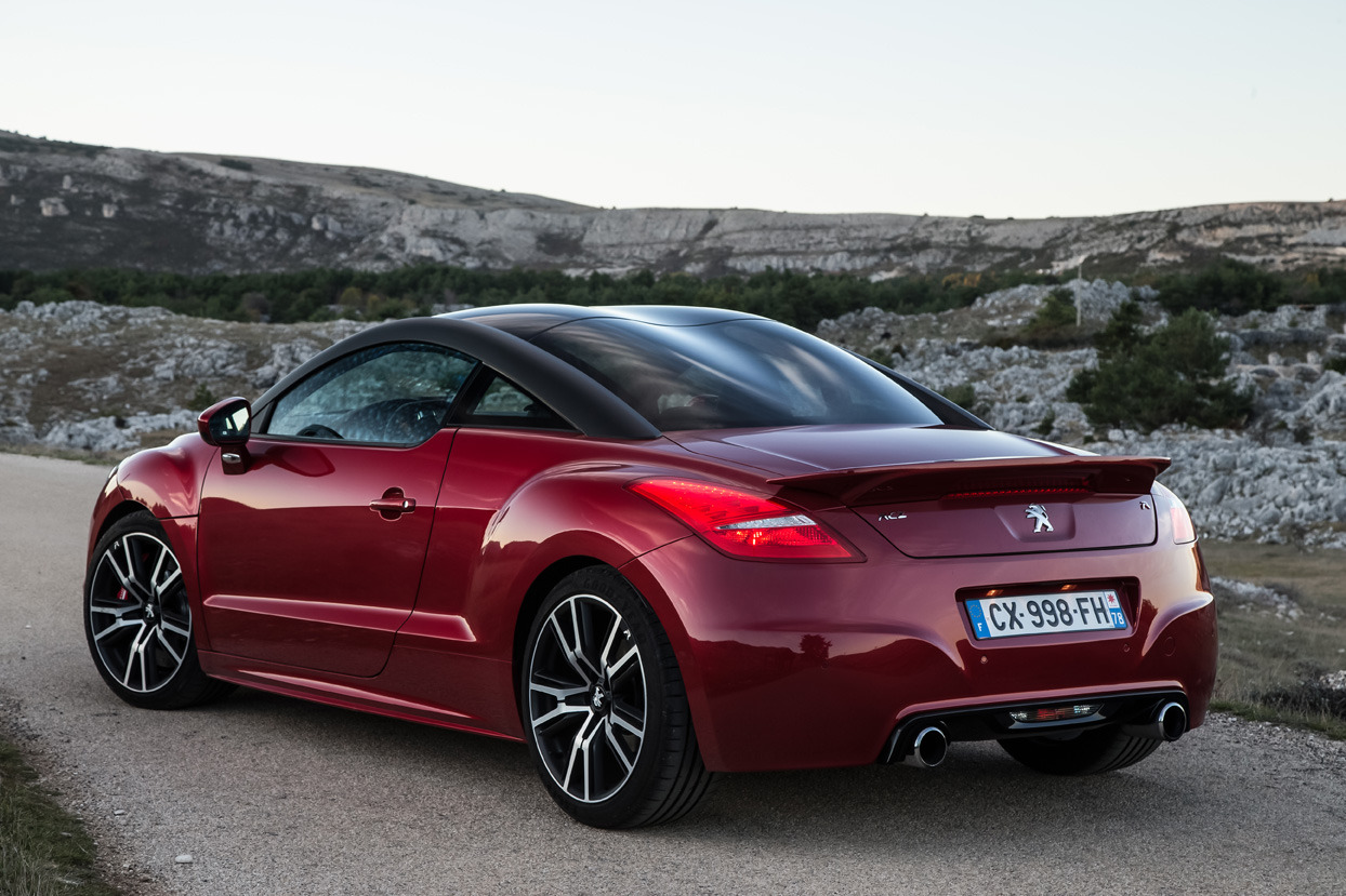 essai vid o peugeot rcz r volont de nuire. Black Bedroom Furniture Sets. Home Design Ideas