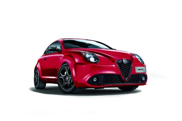 Alfa Romeo lance les séries spéciales Mito et Giulietta Imola