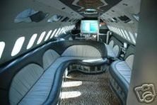 Boeing 727 Limousine Road Legal : folie pure !