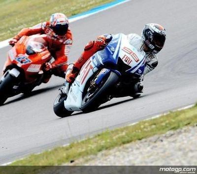 Moto GP - Laguna Seca D.2: Lorenzo et Stoner répondent