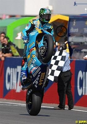 Moto GP - Valence: Capirossi et Hopkins vont tourner une page