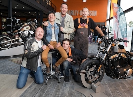 Harley-Davidson Bar&Shield Awards: les gagnants français
