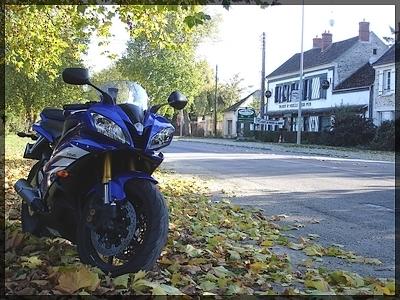 Essai moto : Yamaha YZF R6 2006