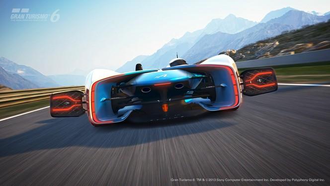 L'Alpine Vision Gran Turismo décryptée (vidéo)