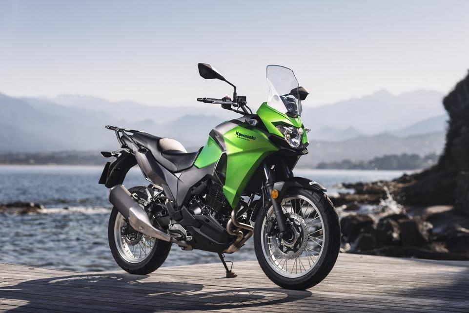 Essai Kawasaki Versys-X 300 2017 : il est bon pour l'ego