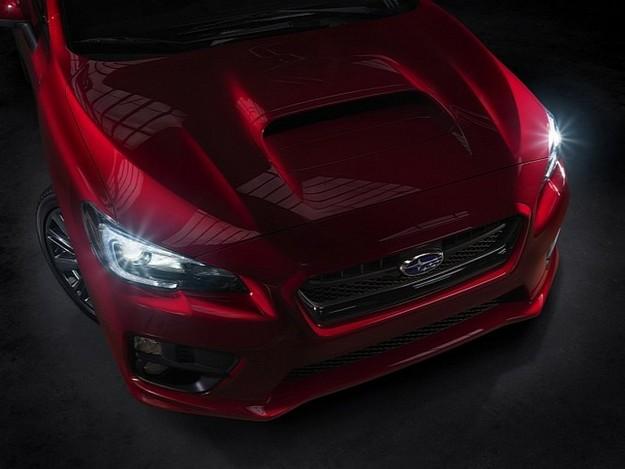 Subaru lance un teaser pour la nouvelle WRX