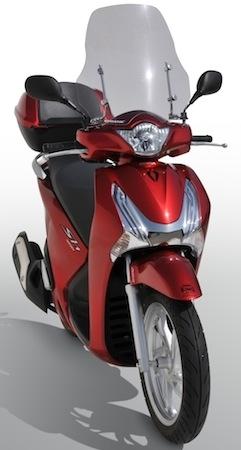 Ermax: Honda SHi (2013)