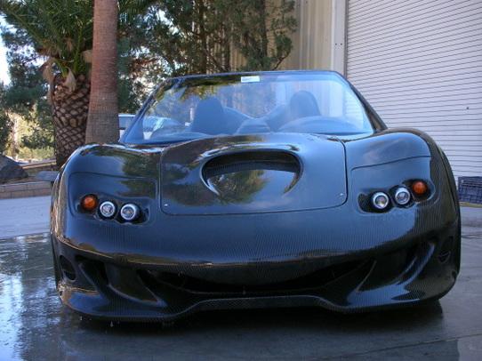 Mullen, une GT électrique !