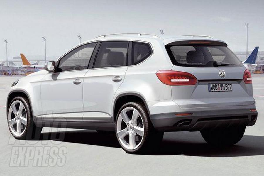 Каким будет новый Volkswagen Touar…