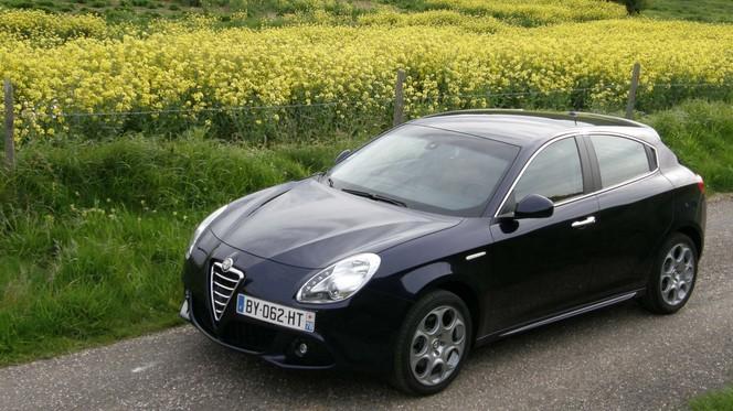 Essai - Alfa Romeo Giulietta 170 S/S TCT (2.0 JTDm et 1.4 MultiAir) : boîte à double embrayage réussie en essence comme en Diesel ?